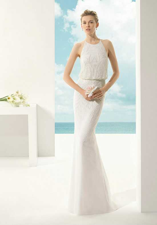 Soft by Rosa Clará Valy Mermaid Wedding Dress