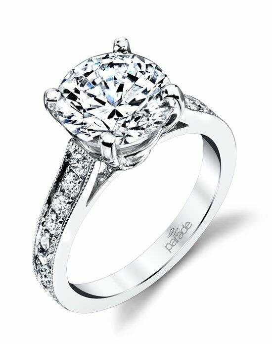 Parade Design Style R3569 from the Hemera Collection Engagement Ring photo