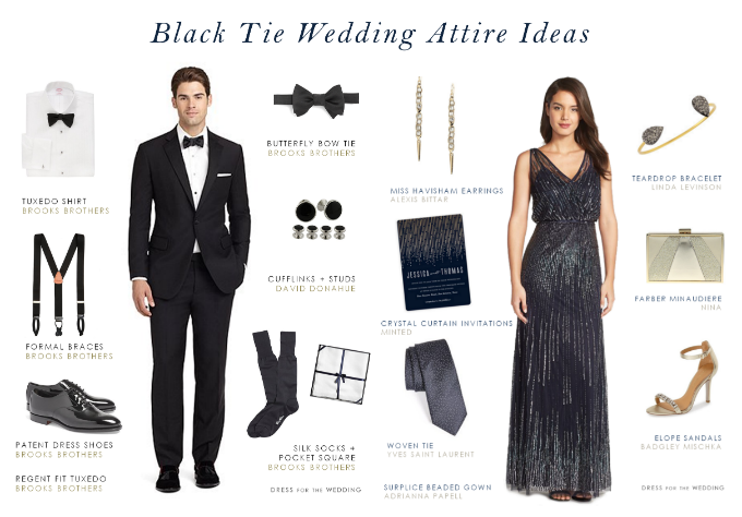 Innovative Black Tie Event Dress Guide For Women Source Httpwwwstylemaeve