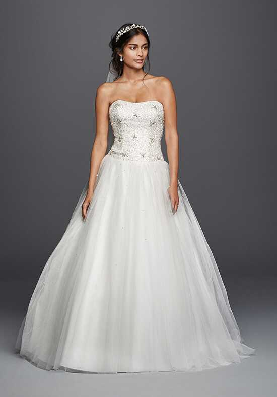David's Bridal Jewel Style WG3798 Wedding Dress photo