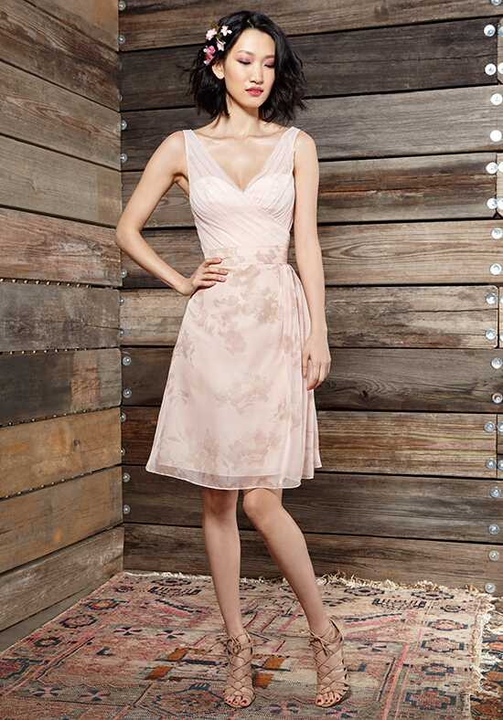 Ivy & Aster Bridesmaids Elise Top V-Neck Bridesmaid Dress