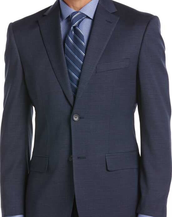 Men's Wearhouse Kenneth Cole® Blue Suit Blue Tuxedo