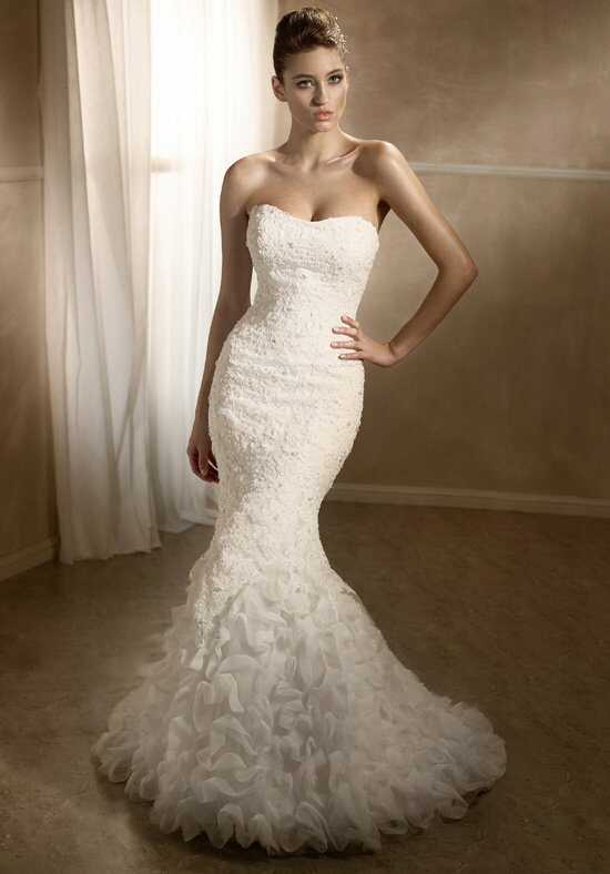 Mia Solano M1247L Mermaid Wedding Dress