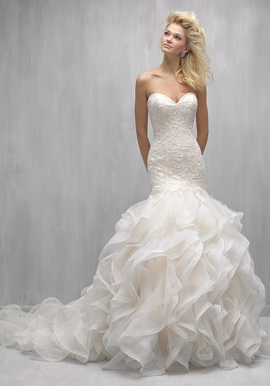 Madison James MJ265 Mermaid Wedding Dress