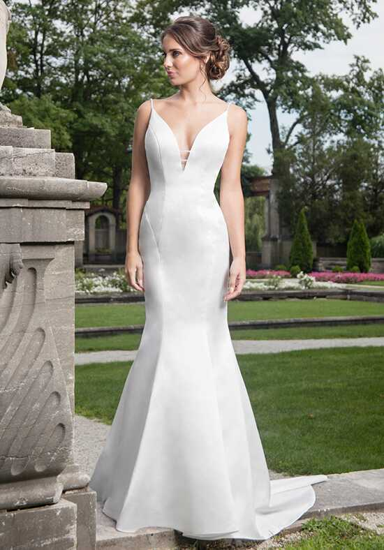 Moda Bella by Mary's Bridal MB2018 Mermaid Wedding Dress