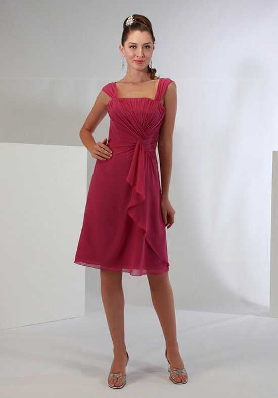 Bella Formals by Venus BM1761 Square Bridesmaid Dress