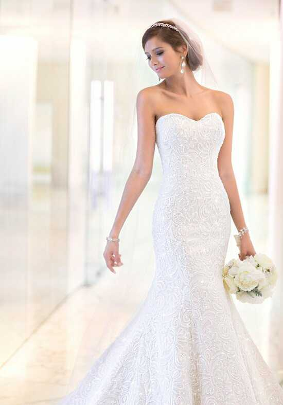 Essense of Australia D1637 Wedding Dress photo