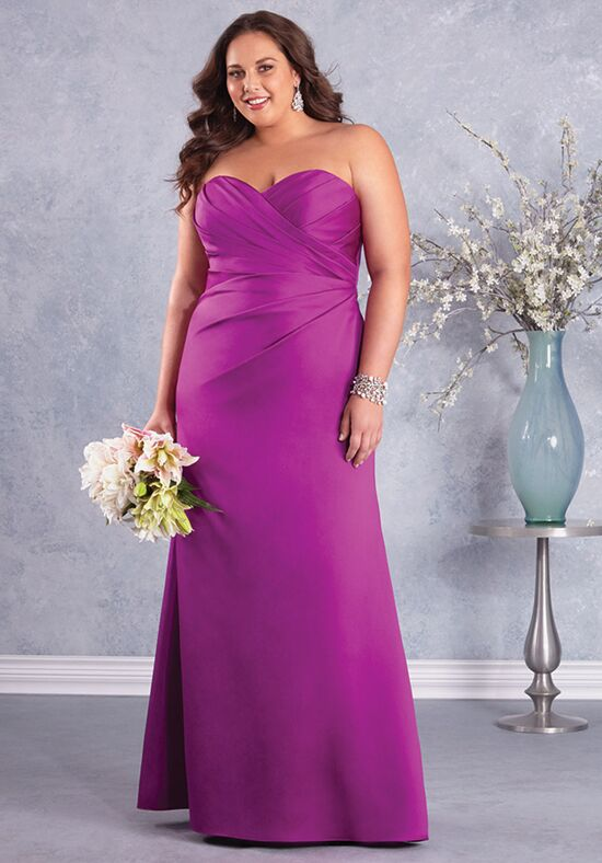 Alfred Angelo Signature Bridesmaids Collection 7427 Sweetheart Bridesmaid Dress