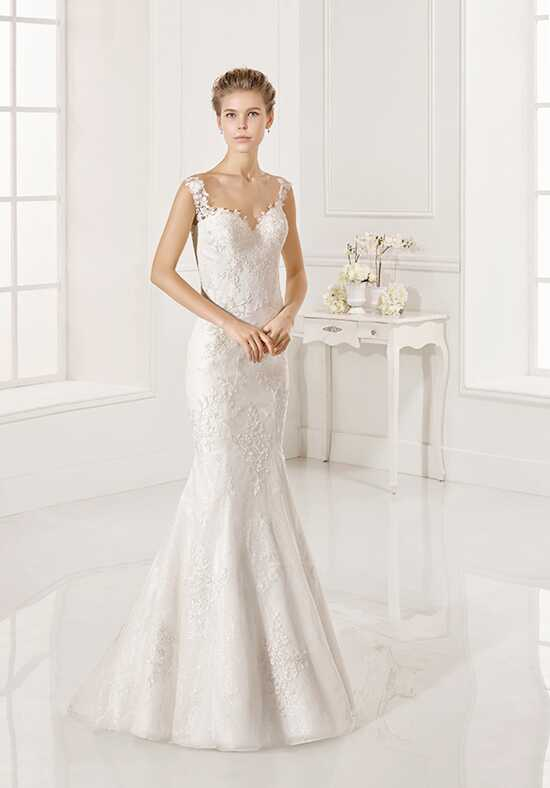 Adriana Alier Zac Mermaid Wedding Dress
