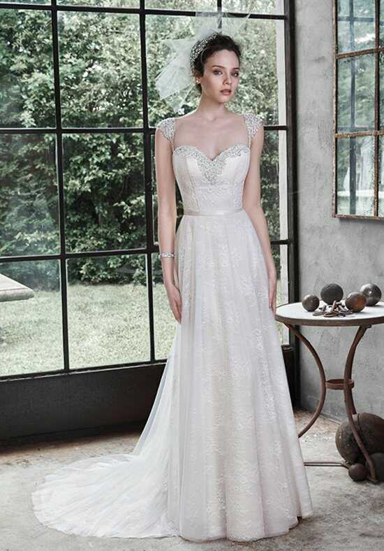 Maggie Sottero Alanis A-Line Wedding Dress
