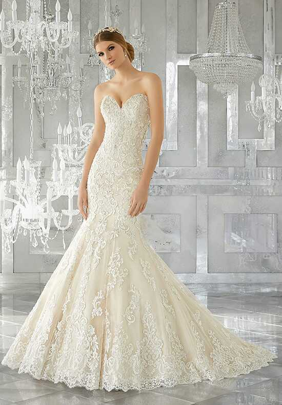 Morilee by Madeline Gardner Melrose | Style 8193 Mermaid Wedding Dress