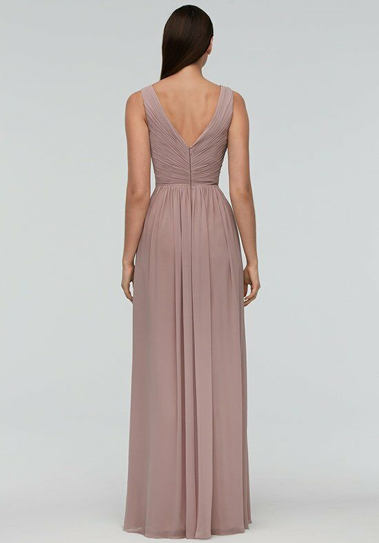 Watters Maids Susan 9543 V-Neck Bridesmaid Dress