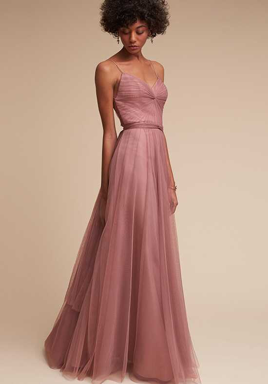 BHLDN (Bridesmaids) Tinsley V-Neck Bridesmaid Dress