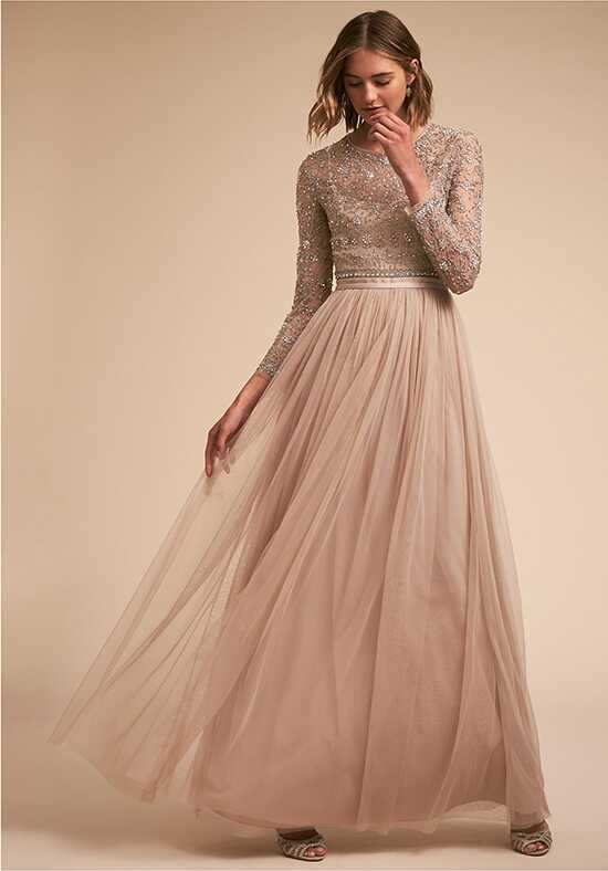 BHLDN (Mother of the Bride) Miramar Dress Pink Mother Of The Bride Dress