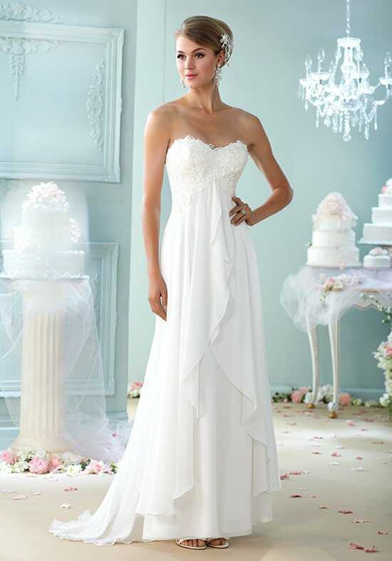 Enchanting by Mon Cheri 215108 A-Line Wedding Dress