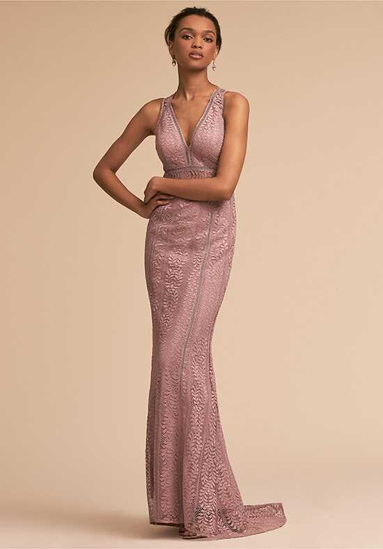 BHLDN (Mother of the Bride) Connor Dress Pink Mother Of The Bride Dress