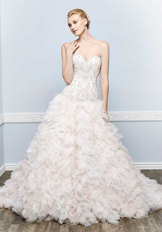 Kenneth Winston 1653 Ball Gown Wedding Dress