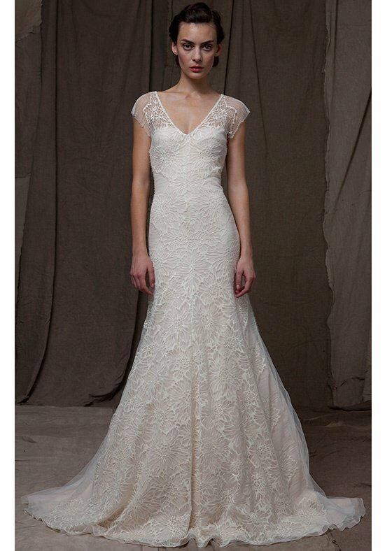 Lela rose the forest wedding dress the knot for How do you preserve a wedding dress