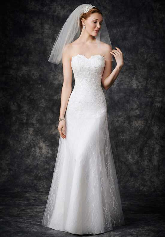 Kenneth Winston: Gallery Collection GA2269 Mermaid Wedding Dress