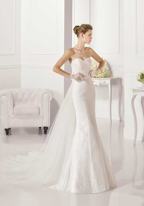 Adriana Alier Zahara Mermaid Wedding Dress