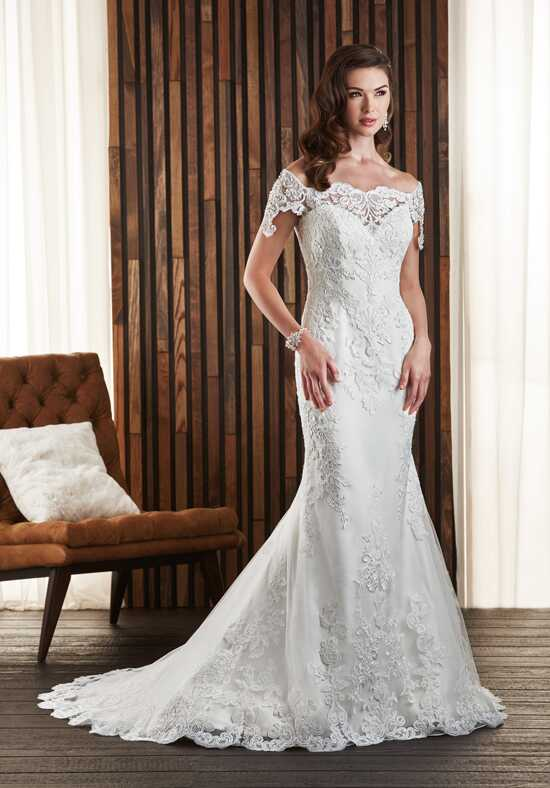 Bonny Bridal 710 Sheath Wedding Dress