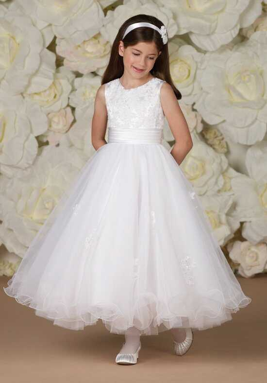 Joan Calabrese by Mon Cheri 113366 Flower Girl Dress
