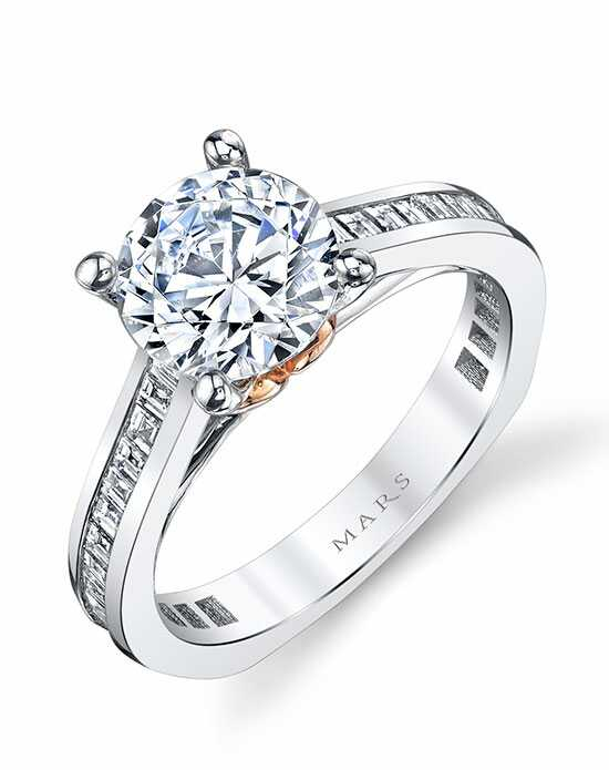 MARS Fine Jewelry Mars Jewelry R-283-CR Engagement Ring Engagement Ring photo
