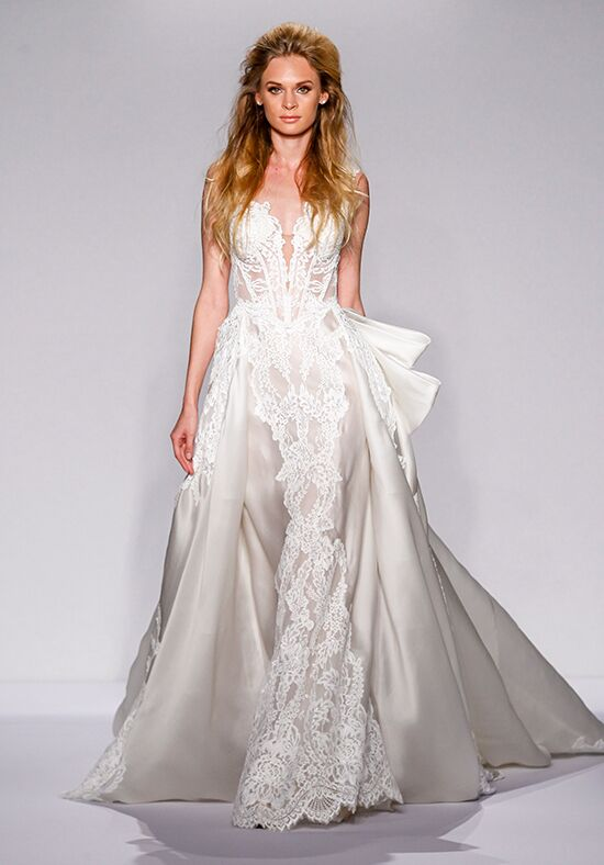 Pnina Tornai for Kleinfeld 4443 Ball Gown Wedding Dress