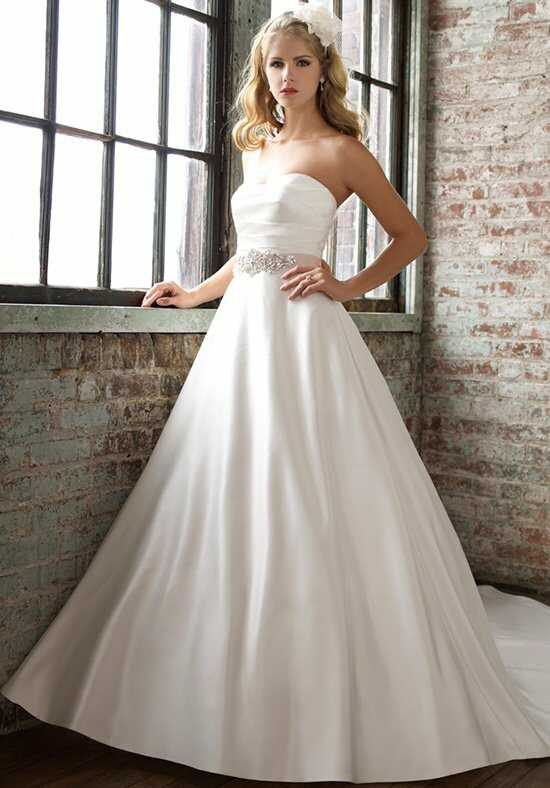 Moonlight Collection J6251 A-Line Wedding Dress
