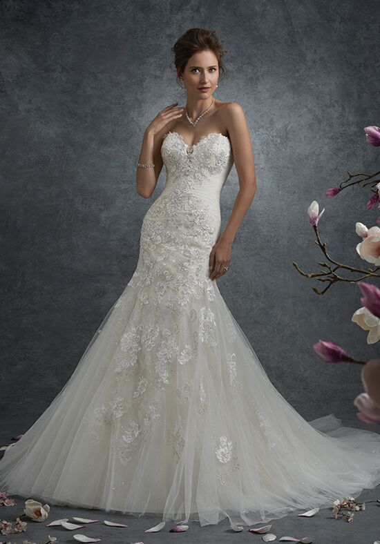 Sophia Tolli Y21763 Andromeda Mermaid Wedding Dress