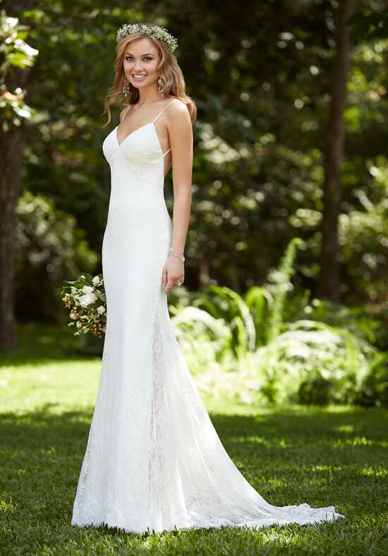 Stella York 6182 Sheath Wedding Dress