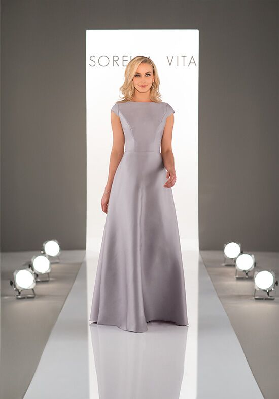 Sorella Vita 8980 Bateau Bridesmaid Dress