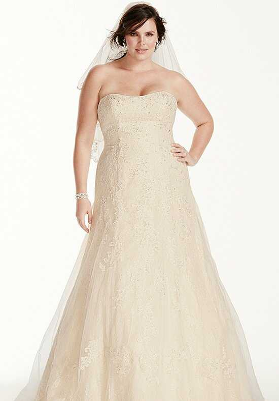 David's Bridal David's Bridal Woman Style 9WG3755 Wedding Dress photo