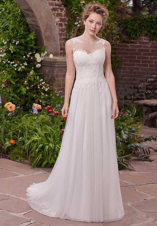 Rebecca Ingram Gina Sheath Wedding Dress
