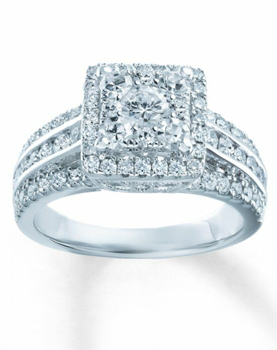 Kay Jewelers 990865901 Engagement Ring The Knot