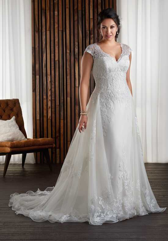 Unforgettable by Bonny Bridal 1714 Sheath Wedding Dress