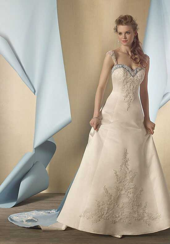 Alfred Angelo Signature Bridal Collection 2447 A-Line Wedding Dress