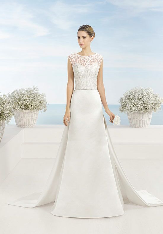Luna Novias TERESA A-Line Wedding Dress