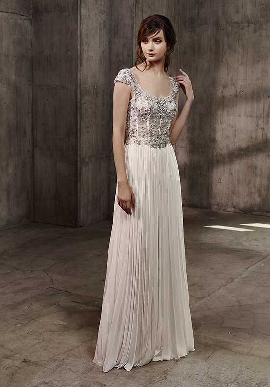 Badgley Mischka Belle Alex-PT A-Line Wedding Dress