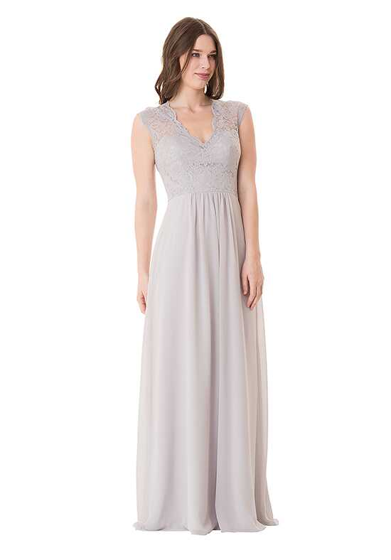 Bari Jay Bridesmaids 1650 V-Neck Bridesmaid Dress
