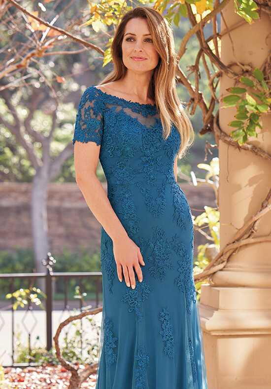 Jade Couture K208059 Blue Mother Of The Bride Dress