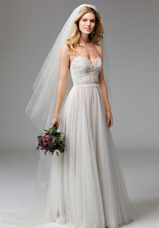 Wtoo Brides Della 17711B A-Line Wedding Dress