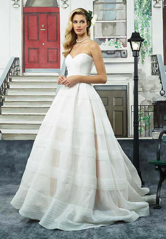 Justin Alexander 8949 Ball Gown Wedding Dress