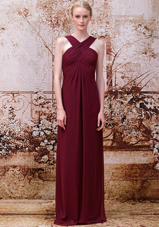 Monique Lhuillier Bridesmaids 450173 Bridesmaid Dress