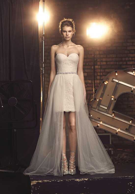 Mikaella 2076 Sheath Wedding Dress