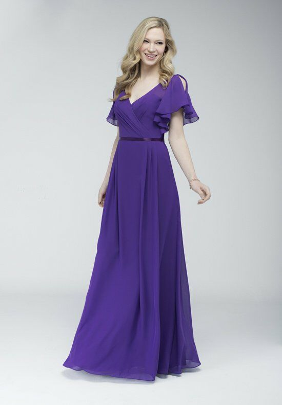 Wtoo Maids 706 V-Neck Bridesmaid Dress