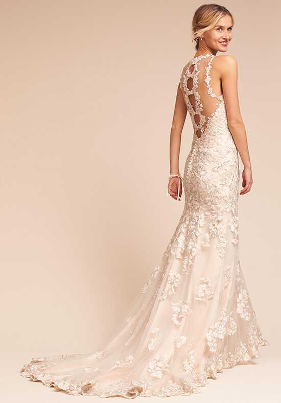 BHLDN Noveau Mermaid Wedding Dress