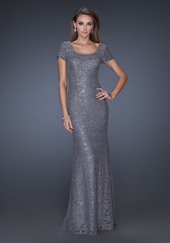 La Femme Evening 20463 Mother Of The Bride Dress The Knot