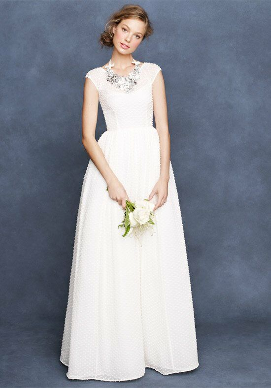 J. Crew Weddings & Parties Carenna Gown Wedding Dress - The Knot