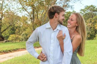 Madeline Boone And Joshua Valentine Wedding Photo 2